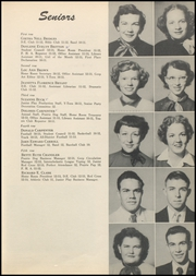 Page 15, 1953 Edition, Grand Prairie High School - Geep Yearbook (Grand Prairie, TX) online yearbook collection