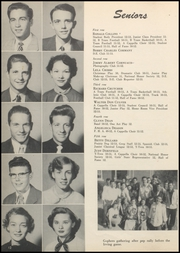 Page 16, 1953 Edition, Grand Prairie High School - Geep Yearbook (Grand Prairie, TX) online yearbook collection