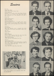 Page 17, 1953 Edition, Grand Prairie High School - Geep Yearbook (Grand Prairie, TX) online yearbook collection