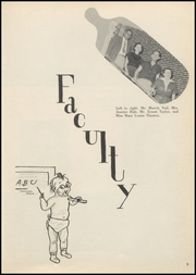 Page 9, 1953 Edition, Grand Prairie High School - Geep Yearbook (Grand Prairie, TX) online yearbook collection