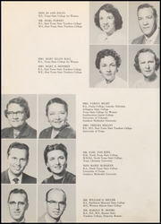 Page 14, 1954 Edition, Grand Prairie High School - Geep Yearbook (Grand Prairie, TX) online yearbook collection