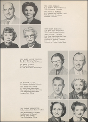 Page 15, 1954 Edition, Grand Prairie High School - Geep Yearbook (Grand Prairie, TX) online yearbook collection