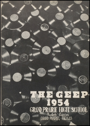 Page 5, 1954 Edition, Grand Prairie High School - Geep Yearbook (Grand Prairie, TX) online yearbook collection