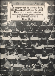 Page 8, 1954 Edition, Grand Prairie High School - Geep Yearbook (Grand Prairie, TX) online yearbook collection
