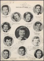 Page 9, 1954 Edition, Grand Prairie High School - Geep Yearbook (Grand Prairie, TX) online yearbook collection