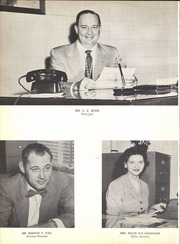 Page 12, 1955 Edition, Grand Prairie High School - Geep Yearbook (Grand Prairie, TX) online yearbook collection