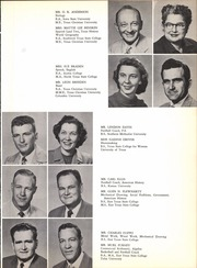 Page 13, 1955 Edition, Grand Prairie High School - Geep Yearbook (Grand Prairie, TX) online yearbook collection
