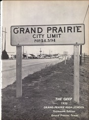 Page 5, 1955 Edition, Grand Prairie High School - Geep Yearbook (Grand Prairie, TX) online yearbook collection