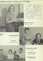 Page 11, 1957 Edition, Grand Prairie High School - Geep Yearbook (Grand Prairie, TX) online yearbook collection