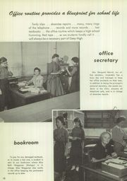 Page 14, 1957 Edition, Grand Prairie High School - Geep Yearbook (Grand Prairie, TX) online yearbook collection