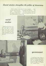 Page 15, 1957 Edition, Grand Prairie High School - Geep Yearbook (Grand Prairie, TX) online yearbook collection