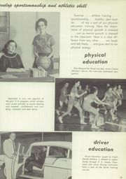 Page 17, 1957 Edition, Grand Prairie High School - Geep Yearbook (Grand Prairie, TX) online yearbook collection
