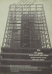 Page 5, 1957 Edition, Grand Prairie High School - Geep Yearbook (Grand Prairie, TX) online yearbook collection