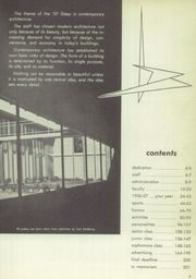 Page 7, 1957 Edition, Grand Prairie High School - Geep Yearbook (Grand Prairie, TX) online yearbook collection