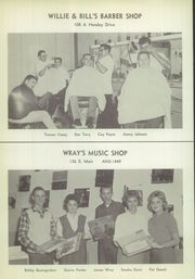 Page 258, 1960 Edition, Grand Prairie High School - Geep Yearbook (Grand Prairie, TX) online yearbook collection
