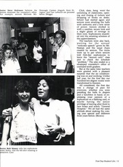Page 15, 1983 Edition, J J Pearce High School - Mustang Yearbook (Richardson, TX) online yearbook collection
