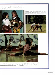 Page 9, 1983 Edition, J J Pearce High School - Mustang Yearbook (Richardson, TX) online yearbook collection