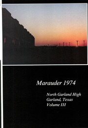 Page 5, 1974 Edition, North Garland High School - Marauder Yearbook (Garland, TX) online yearbook collection
