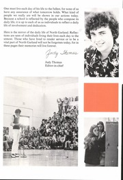 Page 6, 1974 Edition, North Garland High School - Marauder Yearbook (Garland, TX) online yearbook collection