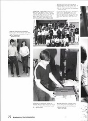 Page 72, 1984 Edition, North Garland High School - Marauder Yearbook (Garland, TX) online yearbook collection