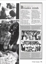 Page 73, 1984 Edition, North Garland High School - Marauder Yearbook (Garland, TX) online yearbook collection
