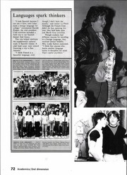 Page 74, 1984 Edition, North Garland High School - Marauder Yearbook (Garland, TX) online yearbook collection