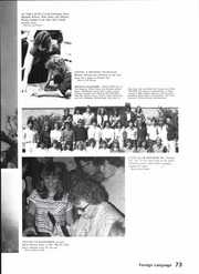 Page 75, 1984 Edition, North Garland High School - Marauder Yearbook (Garland, TX) online yearbook collection