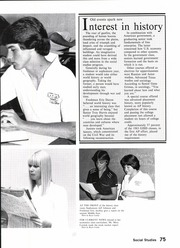 Page 77, 1984 Edition, North Garland High School - Marauder Yearbook (Garland, TX) online yearbook collection