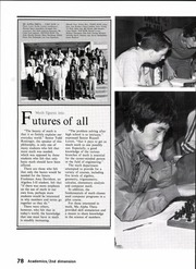 Page 80, 1984 Edition, North Garland High School - Marauder Yearbook (Garland, TX) online yearbook collection