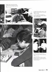 Page 81, 1984 Edition, North Garland High School - Marauder Yearbook (Garland, TX) online yearbook collection