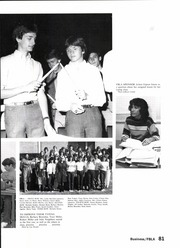 Page 83, 1984 Edition, North Garland High School - Marauder Yearbook (Garland, TX) online yearbook collection