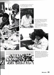 Page 87, 1984 Edition, North Garland High School - Marauder Yearbook (Garland, TX) online yearbook collection