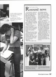 Page 89, 1984 Edition, North Garland High School - Marauder Yearbook (Garland, TX) online yearbook collection