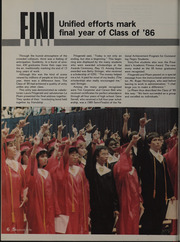 Page 10, 1986 Edition, North Garland High School - Marauder Yearbook (Garland, TX) online yearbook collection