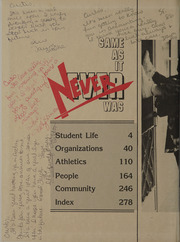 Page 2, 1986 Edition, North Garland High School - Marauder Yearbook (Garland, TX) online yearbook collection