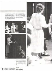 Page 12, 1987 Edition, North Garland High School - Marauder Yearbook (Garland, TX) online yearbook collection