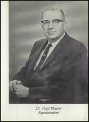 Page 11, 1960 Edition, Douglas MacArthur High School - Brahma Yearbook (San Antonio, TX) online yearbook collection