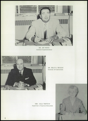 Page 12, 1960 Edition, Douglas MacArthur High School - Brahma Yearbook (San Antonio, TX) online yearbook collection