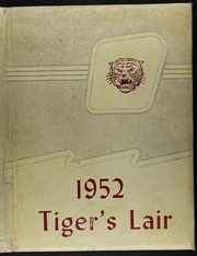 1952 Edition, Terrell High School - Tiger Yearbook (Terrell, TX)