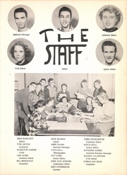 Page 11, 1952 Edition, Terrell High School - Tiger Yearbook (Terrell, TX) online yearbook collection