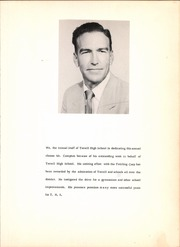 Page 13, 1952 Edition, Terrell High School - Tiger Yearbook (Terrell, TX) online yearbook collection