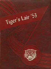 1953 Edition, Terrell High School - Tiger Yearbook (Terrell, TX)