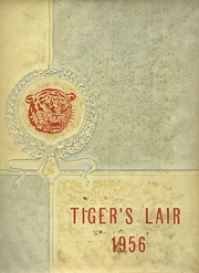 1956 Edition, Terrell High School - Tiger Yearbook (Terrell, TX)