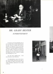 Page 12, 1966 Edition, Terrell High School - Tiger Yearbook (Terrell, TX) online yearbook collection