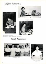 Page 14, 1966 Edition, Terrell High School - Tiger Yearbook (Terrell, TX) online yearbook collection