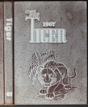 1967 Edition, Terrell High School - Tiger Yearbook (Terrell, TX)