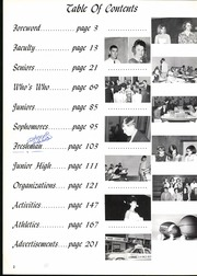 Page 6, 1967 Edition, Terrell High School - Tiger Yearbook (Terrell, TX) online yearbook collection