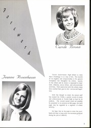 Page 7, 1967 Edition, Terrell High School - Tiger Yearbook (Terrell, TX) online yearbook collection