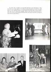Page 9, 1967 Edition, Terrell High School - Tiger Yearbook (Terrell, TX) online yearbook collection