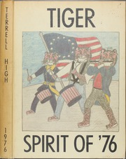 1976 Edition, Terrell High School - Tiger Yearbook (Terrell, TX)